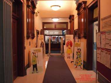 Waterloo Library entrance