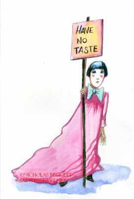 Have no Taste