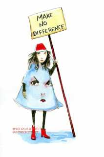 make no difference