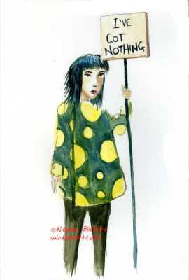I've got nothing