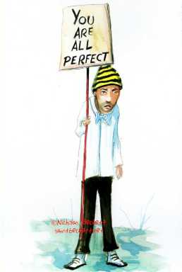 You are all perfect